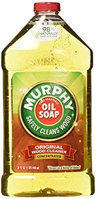 Amazon Com Murphy S Oil Soap 32 Ounce Pack Of 3 Health Personal Care Murphys Oil Soaps Floor Cleaner Best Hardwood Floor Cleaner