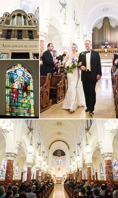 Notre Dame des Victoires Church - SF
