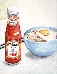 简单的早餐简单的一天