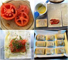 παστουρμαδόπιτα Waffles, Tacos, Mexican, Vegetables, Breakfast, Ethnic Recipes, Party, Food, Morning Coffee