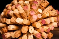 Wine cork pull game! 2 dollars a pull or 3 for 5 dollars to win a bottle of wine :)