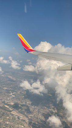 Southwest Airlines, Daydream, Instagram Story, Airplane View, Travel Photography, Travel Photos