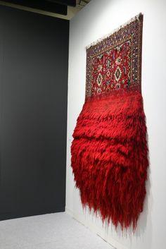 Faig Ahmed, Virgin, 2017, Sapar Contemporary