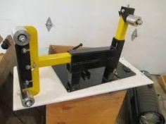 Image result for DIY knife Belt Sander