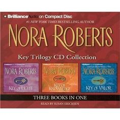 Pretty much like anything by Nora Roberts!