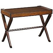 Shop Staples® for Reual James Et Cetera Writing Desk. Enjoy everyday low prices and get everything you need for a home office or business.