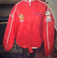 Authentic Vintage 1980's Budweiser Racing Darrell by MADVintology, $150.00