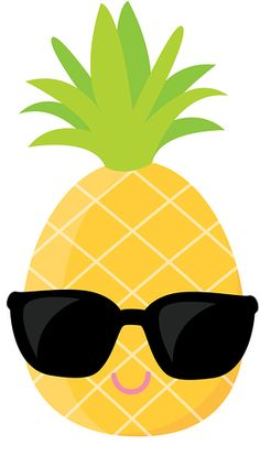 Free Hawaii Hawaiian Clip Art | Pineapple Clip Art Images ...
