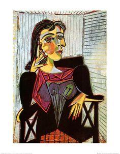 Art.com Portrait of Dora Maar