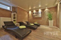 Relaxen und genießen - Wohlfühl-#Ambiente im #Hotel Hennies sorgt für #Entspannung. Gesunde #Raumgestaltung mit warmen Farben und kreativen #Gestaltungsideen #Volimea