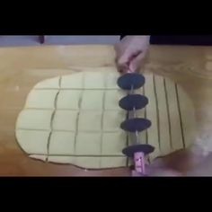I need this multi-function bread slicer set (blade roller + croissant cutter)! Cool Kitchen Gadgets, Cool Gadgets, Cool Kitchens, Cooking Gadgets, Cooking Tips, Cooking Recipes, Kitchen Supplies, Kitchen Tools, Making Croissants