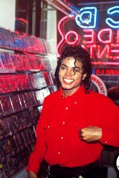 Michael Jackson 1981 - 1990