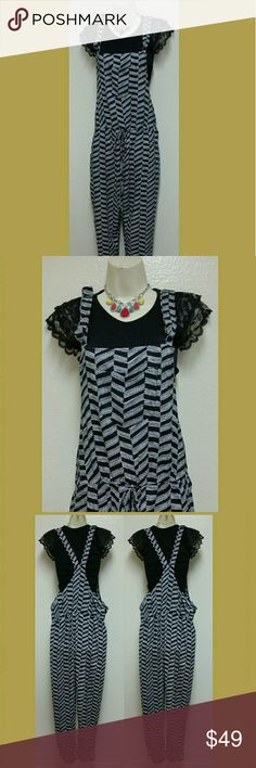 """NEW ROMPER OVERALLS *** TOO CUTE!! NEW NEVER WORN ABSOLUTELY ADORABLE ROMPER/JUMPSUIT OVERALLS BY TEEN VOGUE.   ****** Brand is TEEN VOGUE ****** SIZE XL.  ADJUSTABLE STRAPS ADJUSTABLE ELASTIC WAIST BAND 100%RAYON  22 INCH ACROSS BUST,  31"""" INSEAM  So lightweight and perfect for summer! SERIOUSLY CUTE AND BRAND NEW.   ***NOT MICHAEL KORS.  BRAND IS TEEN VOGUE ONLY UNDER MK FOR EXPOSURE***   FIRM PRICE.  MSRP $109 Michael Kors Pants Jumpsuits & Rompers"""
