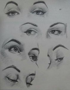 Eye Drawing Tutorials, Drawing Techniques, Art Tutorials, Pencil Art Drawings, Realistic Drawings, Art Drawings Sketches, Human Sketch, Indian Art Paintings, Art Graphique
