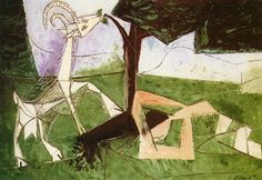 Pablo Picasso, Spring, 1956