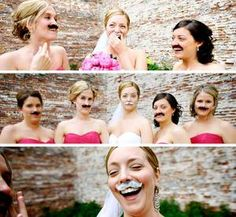 Hilarious photo op!