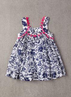 Nellystella Clementine Dress in Floral Motif - PRE-ORDER