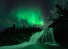 Photograph The Glowing Fall by Arild Heitmann on 500px