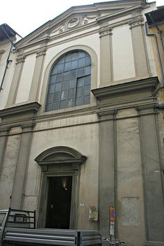 Ex chiesa di San Carlo dei Barnabiti Firenze  #TuscanyAgriturismoGiratola