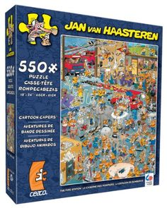 Ceaco Jan Van Haasteren Cartoon Capers The Fire Station Jigsaw Puzzle Ceaco http://www.amazon.com/dp/B00J1M57LK/ref=cm_sw_r_pi_dp_gO2Kub0TV13F8