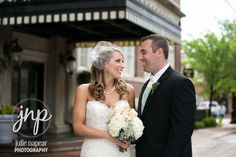 Another great wedding at the George Washington Hotel!