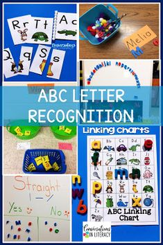 Letter Recognition and Letter Identification Activities That Work! Fluency Activities, Guided Reading Activities, Fun Classroom Activities, Word Work Activities, Alphabet Activities, Book Activities, Preschool Learning, Letter Identification Activities, Kindergarten Freebies
