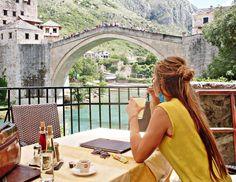 #enjoy,,,Mostar ,,,Bosnia and Herzegovina