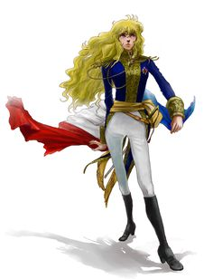 rose of versailles oscar