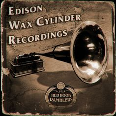 The Edison Wax Cylinder, or phonograph cylinder, was the earliest commercial medium for recording and reproducing sound.