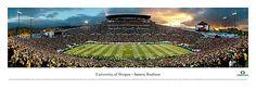 University of Oregon - Football Ducks - Autzen Stadium Panorama $29.95