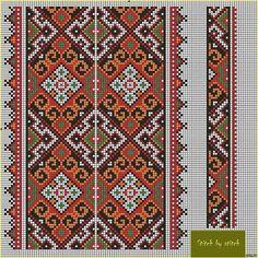 Українські традиційні орнаментиЧоловіча сорочка