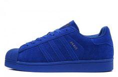 Adidas Superstar 80s City Series B32662 PARIS CITY blauw