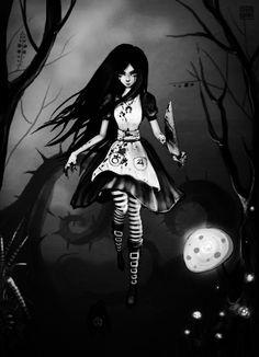 Alice Madness Returns.