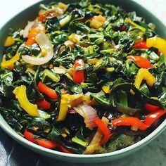 Collard Greens Recipe Healthy, Green Vegetarian, Sauteed Collard Greens, Delicious Vegan Recipes, Vegetarian Recipes, Healthy Recipes, Vegetarian Barbecue, Recipes, Smoker Cooking