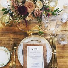 I saw it all the time to by #design couples....#tablesettings matter! Look how #beautiful these settings turned out. Each piece is woven into the design. @poppystone truly out did herself with these #flower #arrangements. From the #gold #flatware to the #mixnmatch #vintage china to the #elegant #glassware...ahhhh! It's all so lovely! Thank you to team Jovi Audrey from #sugarrushevents @solagecalistoga @encoreeventsrentals @brighteventrentals @napavalleylinens by sugarrushevents