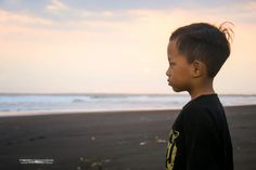 looking sea