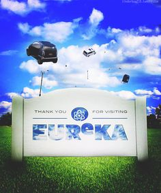 Eureka-I miss this show One of the greatest shows ever made. SyFy was stupid to cancel it.