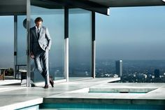 Boss Selection SS 2012 Gabriel Aubry by Stefan Armbruster Boss Selection, Gabriel Aubry, No Boys Allowed, Latest Mens Fashion, Men's Collection, All About Fashion, Love Photography, Hugo Boss, Fashion Photo