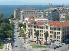 Thessaloniki - Greece Macedonia Greece, Crete Greece, Greece Thessaloniki, Dream City, Europe Destinations, Greece Travel, Beautiful Islands, Greek Islands, Us Travel
