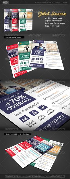 Tourism Events Calendar Flyer Template  Indesign Templates Event