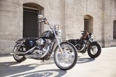 Show off your Hard Candy style and turn your bike into a one-of-a-kind.   Harley-Davidson Seventy-Two and Forty-Eight