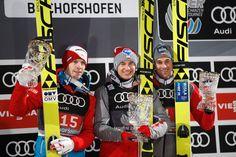 Michael Hayboeck Photos Photos: Four Hills Tournament - Bischofshofen Day 2 Michael Hayböck, Ski Jumping, January 6, Jumpers, World Cup, Austria, Poland, Skiing, Audi