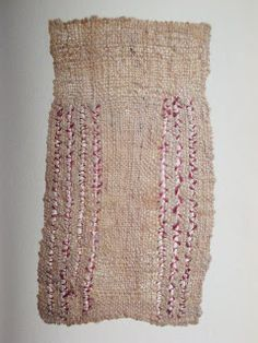 Sheila Hicks weaving as metaphor the book , look here too. got this one from the public library...