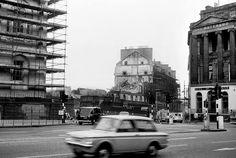 Demolition of Leith Street 1969