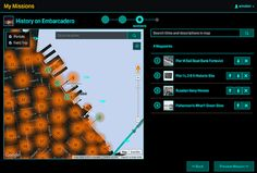 Google's Ingress game allows players to make their own missions