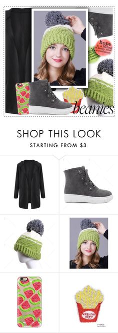 """""""Bad Hair Day: Beanies"""" by duma-duma ❤ liked on Polyvore featuring Casetify and beanie"""