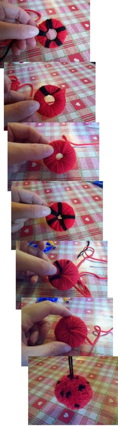 How To Make Decorative Pom Poms