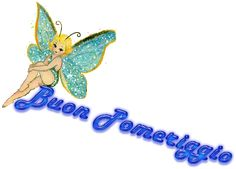Fatina - farfalla