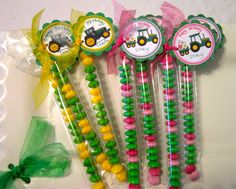 John Deere Party Favor by POPSnMORE on Etsy. , via Etsy.