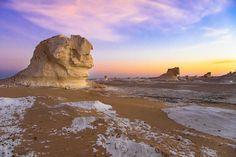 Shot taken in White Desert Egypt what a wonderful place